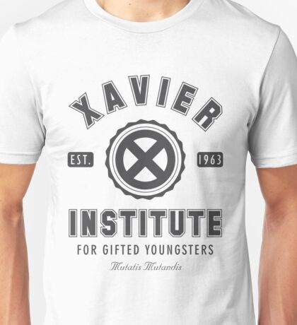 Xavier Institute Unisex T-Shirt