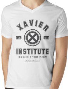 Xavier Institute Mens V-Neck T-Shirt