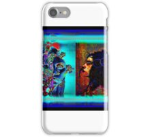 living close to the edge iPhone Case/Skin