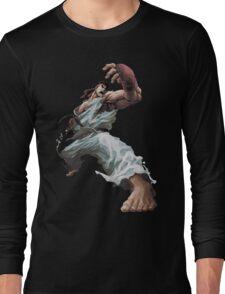 Ryu Transparent Long Sleeve T-Shirt