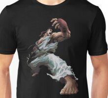 Ryu Transparent Unisex T-Shirt
