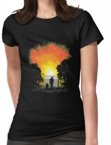 Fallout - Post Apocalypse Womens Fitted T-Shirt