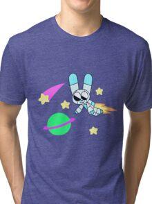 Bunny Bot Tri-blend T-Shirt
