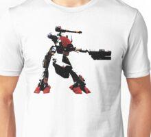 Zentraedi Officers Battle Pod Unisex T-Shirt