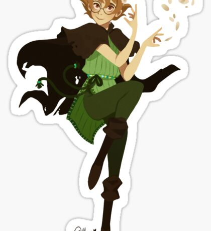 Witch! AU Pidge Sticker