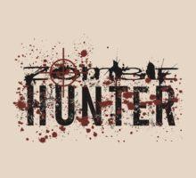 Zombie Hunter - black by trxtr5