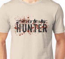 Zombie Hunter - black Unisex T-Shirt