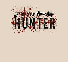 Zombie Hunter - black Unisex T-Shirt