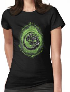 Alien Incubation Womens Fitted T-Shirt