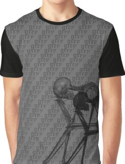 $UICIDEBOY$ Eternal Grey Graphic T-Shirt