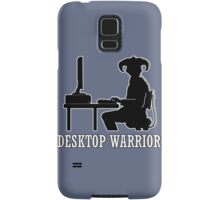 Desktop Warrior Samsung Galaxy Case/Skin