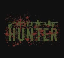 Zombie Hunter - green by trxtr5