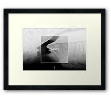 Clarity_ Framed Print