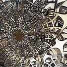 Inner Framework II by Ross Hilbert