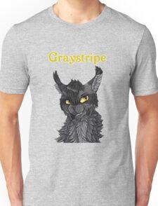 Graystripe - Warrior Cats Unisex T-Shirt