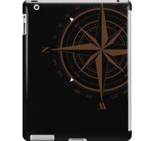 True North Compass Nautical Love iPad Case/Skin