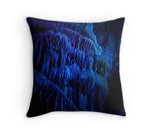 Reed Flute Cave Formation - Guilin, China Throw Pillow