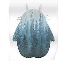 My Neighbour - Misty Forest Poster