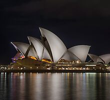Sydney Opera House, NSW Australia by Allport Photography
