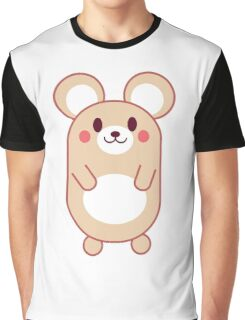 Baby Anime Mouse Graphic T-Shirt