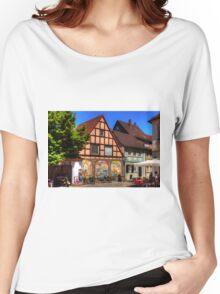 Bamberg Street Art Women's Relaxed Fit T-Shirt