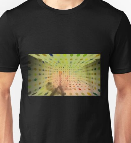 DAMIEN HIRST VIEW OF THE WORLD(C2015) Unisex T-Shirt