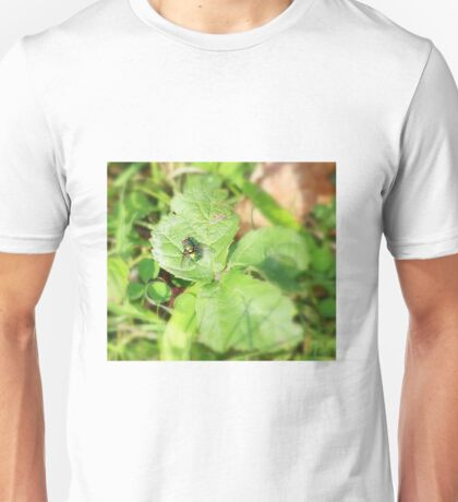 Green fly Unisex T-Shirt
