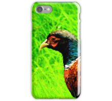 Pheasant One iPhone Case/Skin