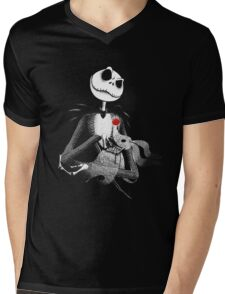 The Gourdfather Mens V-Neck T-Shirt