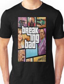 Breaking Bad-Gta Unisex T-Shirt