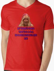 Jimmy Fallon  Ew! Mens V-Neck T-Shirt