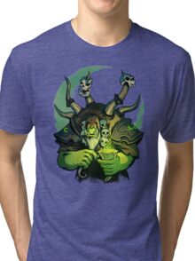 Choose: Slave or Conqueror Tri-blend T-Shirt