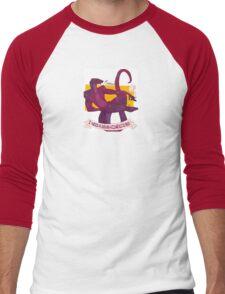 i need a dovahkiin(g) size bed Men's Baseball ¾ T-Shirt