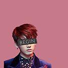 Jungkook Wings Phone Cover - Begin by ReadingFever