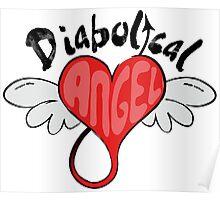 DIABOLICAL ANGEL Poster