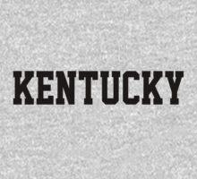 Kentucky Jersey Black by USAswagg
