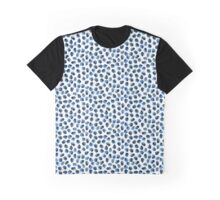 Abstract blueberries Graphic T-Shirt
