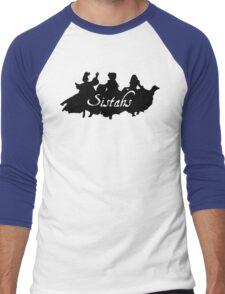 Sistahs! Men's Baseball ¾ T-Shirt