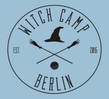 Witch Camp Berlin (black) One Piece - Short Sleeve