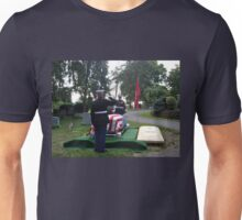 Honoring A Faithful Soldier Unisex T-Shirt
