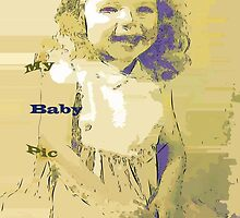Sketch art of a tyke by ♥⊱ B. Randi Bailey