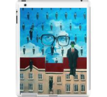 John Rawls iPad Case/Skin