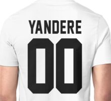 Yandere Jersey: Blank Unisex T-Shirt