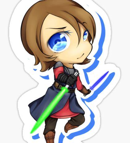 Anakin Skywalker chibi Sticker