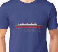 Titanic Graphic Unisex T-Shirt