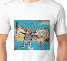 Basquiat flying angel Unisex T-Shirt