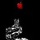 Ryuk Apple Logo by Sodiepop