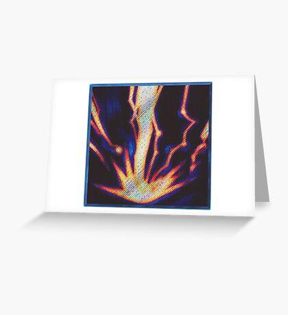 Raigeki muthafukkkkkas Greeting Card
