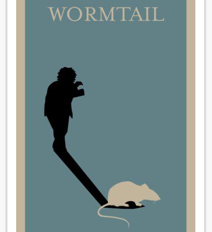 Wormtail Sticker