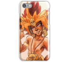pharaoh husband iPhone Case/Skin